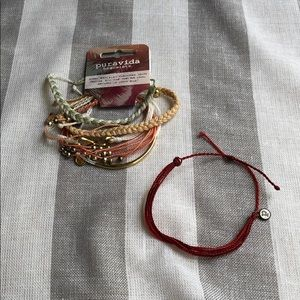 Puravida Pura Vida bracelet set